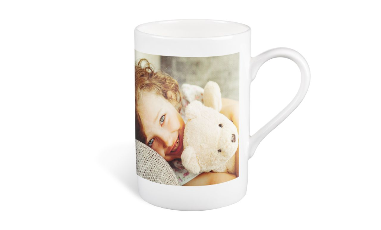 Porcelain Photo Mug
